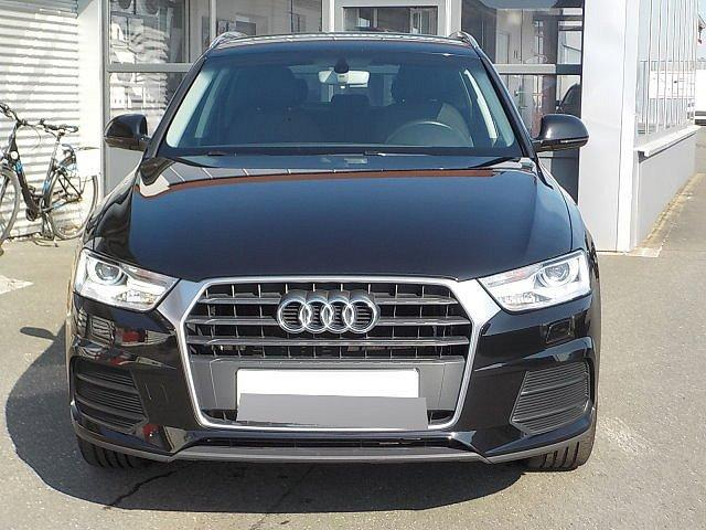 Audi Q3 2.0 TDI +XENON+NAVI+PDC+TEMPOMAT+SPRACHSTEUER