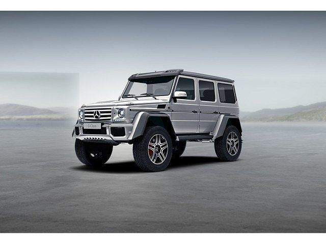 Mercedes-Benz G-Klasse - G 500 4x4² designo Collectors Car!