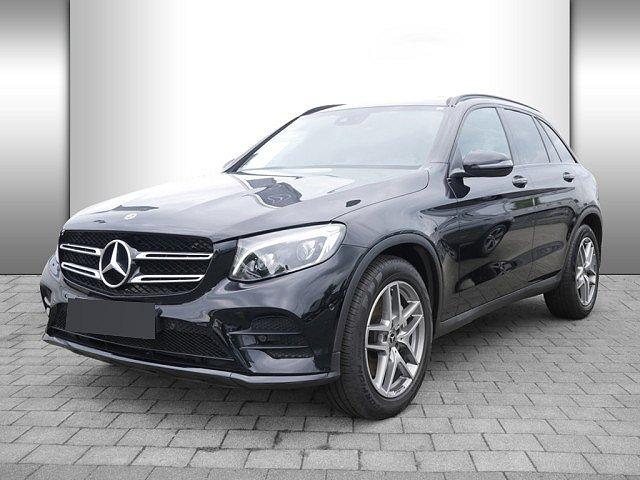 Mercedes-Benz GLC - 250 d 4M AMG Line Night Standhz ILS Navi Kam
