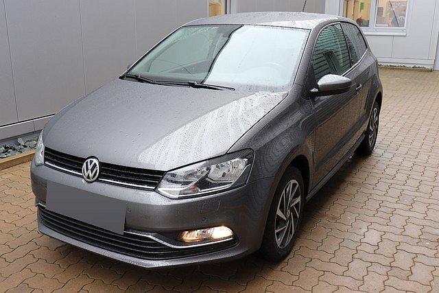 Volkswagen Polo - V 1.2 TSI Sound Navi,GRA,Klimaautomatik