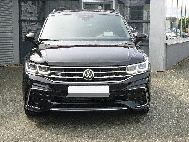 Volkswagen Tiguan - R-Line NEUES MODELL 4MOTION TDI DSG +20 Z