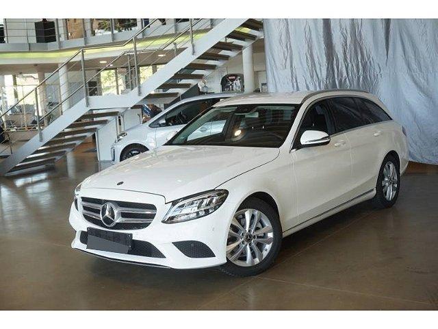 Mercedes-Benz C-Klasse - C 180 T CGI Avantgarde 9G-Tronic LED Navi Kamera