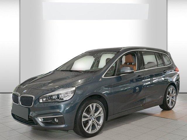 BMW 2er Gran Tourer - 220 d xDrive Autom. Luxury Line*Navi*Pano*LED*Sportsitze*M-Lenkrad*18 Zoll