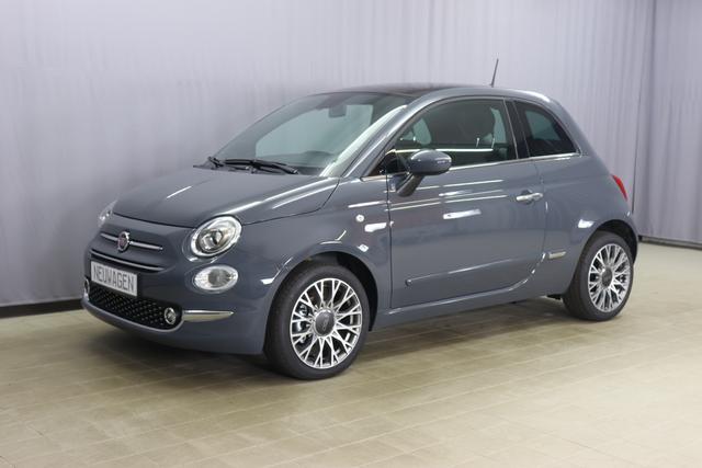 Fiat 500 Star Sie sparen 5.410 Euro 1.0 GSE N3 BSG Hybrid 6GANG, Navigation, Radio DAB, Licht und Regensensor, PDC hinten, Nebelscheinwerfer, Seitenschutzleisten in Wagenfarbe inklusive Badges, Notrad uvm