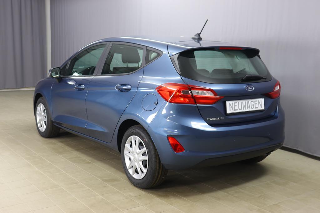 Ford Fiesta Trend MY21                1.1 55kWChroma Blau Metallic
