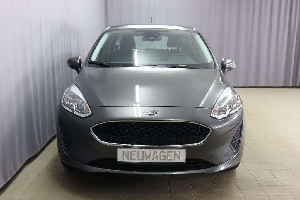 Ford Fiesta Trend MY21                1.1 55kWMagnetic Grau MetallicStoffpolsterung in Anthrazit