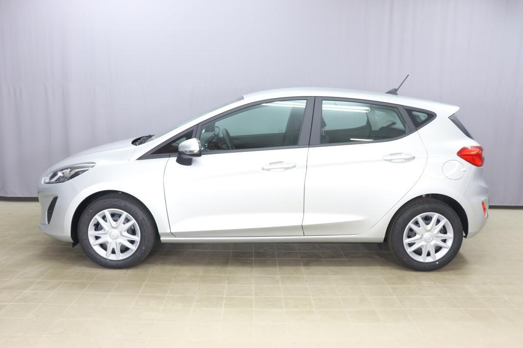 Ford Fiesta Trend MY21                1.1 55kWPolar Silber MetallicStoffpolsterung in Anthrazit