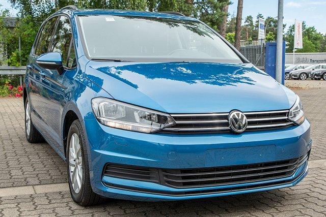 Volkswagen Touran - COMFORTLINE 2.0TDI*+AHK+NAVI+ACC+CLIMATR*