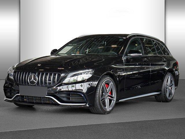 Mercedes-Benz C-Klasse AMG - C 63 T S Distronic+ Pano Comand MultibLED Sp