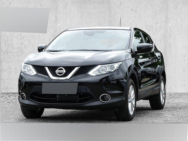 Nissan Qashqai - Acenta 1.2 DIG-T Navi Fernlichtass. PDCv+h LED-Tagfahrlicht Multif.Lenkrad RDC