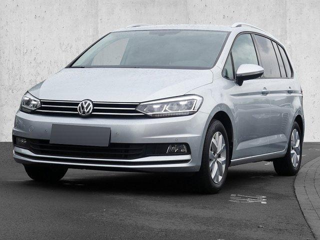 Volkswagen Touran - 2.0 TDI Comfortline 7-Sitzer KEYLESS NAVI
