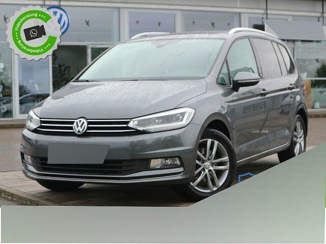 Volkswagen Touran - 2.0 TDI SOUND 7-SITZER NAVI+AHK+LED+BLUET