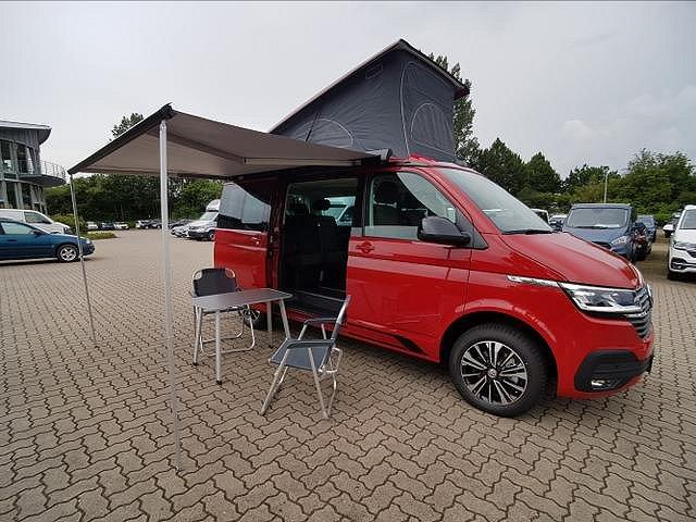 Volkswagen California 6.1 - Beach Camper Edition T6.1 *SOFORT* NAVI/ACC/SHZ...