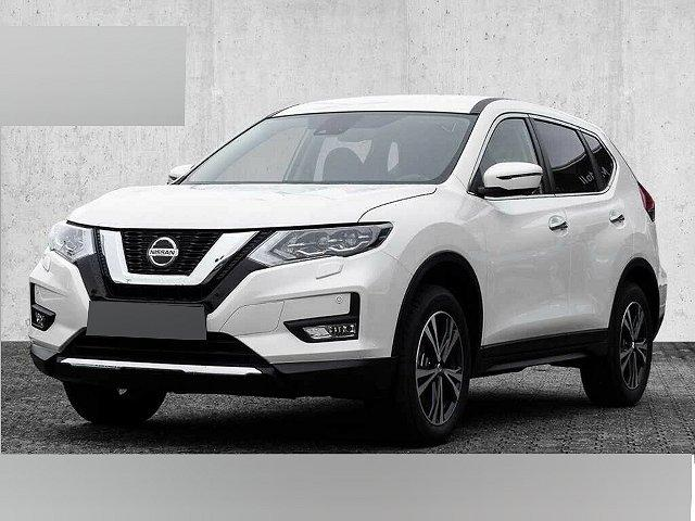 Nissan X-Trail - 1.7 dCi Xtronic Acenta 18 Navi Komfort- LED Fernlichtass. PDCv+h LED-Tagfahrlicht