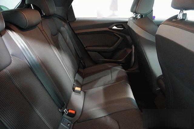 Audi A1 30 TFSI SPORTBACK S TRONIC S-LINE NAVI LED VIRTUAL COCKPIT LM17 KAMERA