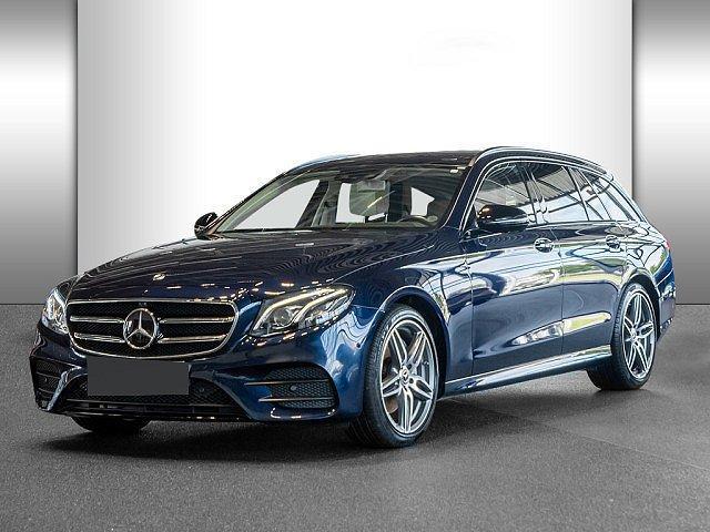 Mercedes-Benz E-Klasse - E 350 d T AMG Line Night Distronic+ Standhz. Pan