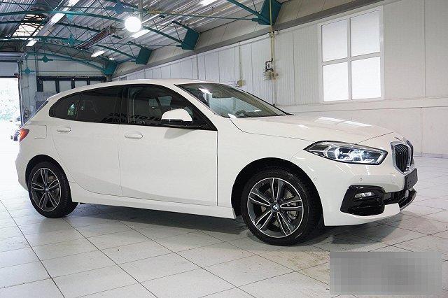 BMW 1er - 118I SDRIVE AUTO. SPORT LINE NAVI LED LM17