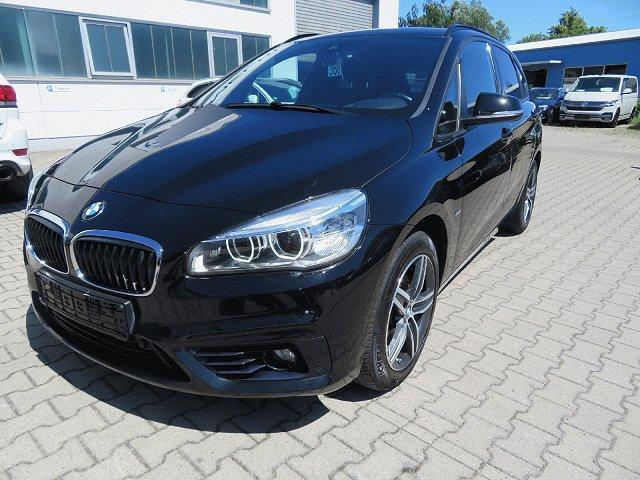 BMW 2er Active Tourer - 218 d Sport Line*Navi*LED*Parkassist