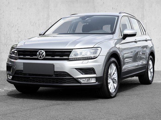 Volkswagen Tiguan - 1.4 TSI Comfortline PDC LED Navi Bremsass