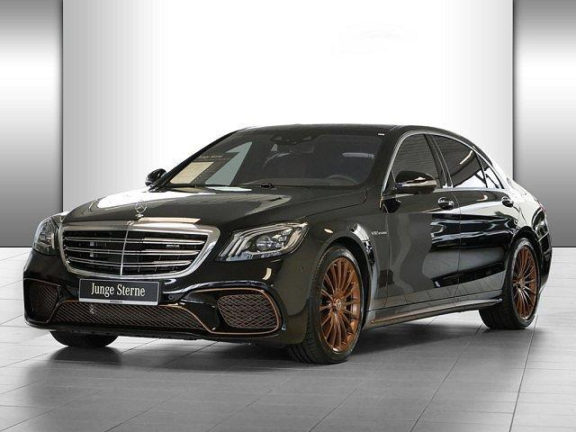 Mercedes-Benz S-Klasse - S 65 AMG L FINAL EDITION 1 of 130 Standhz. Pano