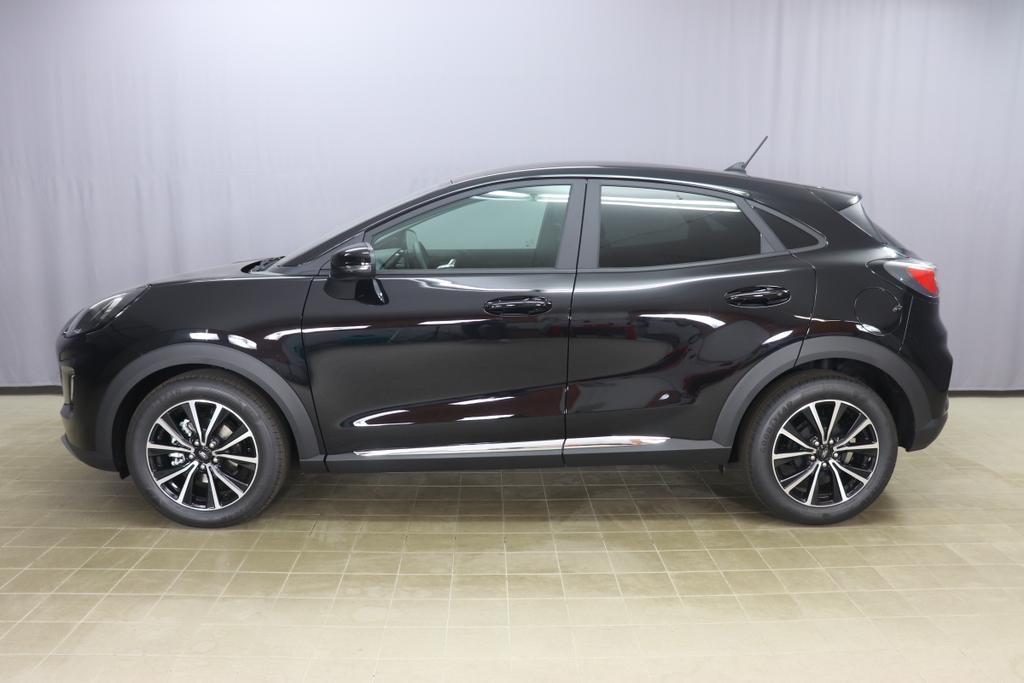 Ford Puma Titanium 1.0 mHEV EcoBoost(125) Agate Black