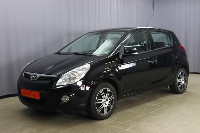 Hyundai i20 - Edition20 Radio, Elektrische Fensterheber, Sitzheizung, Leichtmetallfelgen, höhenverstellbarer Fahrersitz