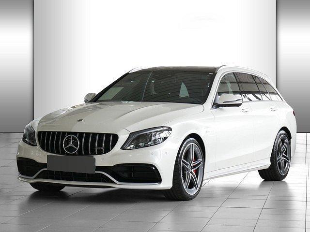 Mercedes-Benz C-Klasse AMG - C 63 S T Performance LED Pano Navi SHD Kamer