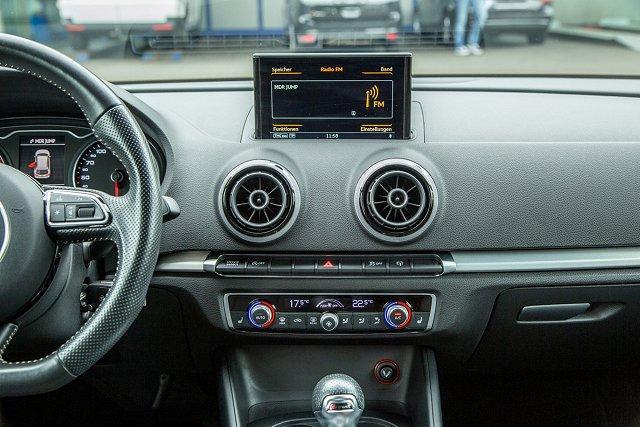 Audi A3 Sportback *S-LINE*1.4TFSI S-TRONIC*+LED+NAVI*