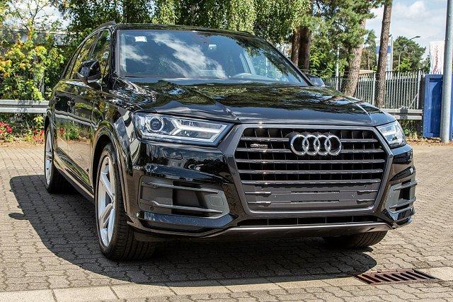 Audi Q7 - *S-LINE*3.0 TDI TIPTR/AHK/LUFTF/21/UPE:87