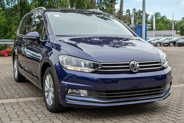 Volkswagen Touran - HIGHLINE 1.6 TDI *+AHK+ACC+NAVI+CLIMATR!*
