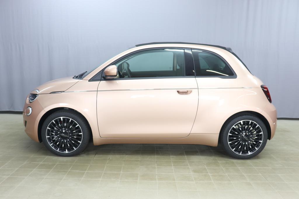 Neuer 500 Cabrio Icon237 - Rose Gold070 - Stoff