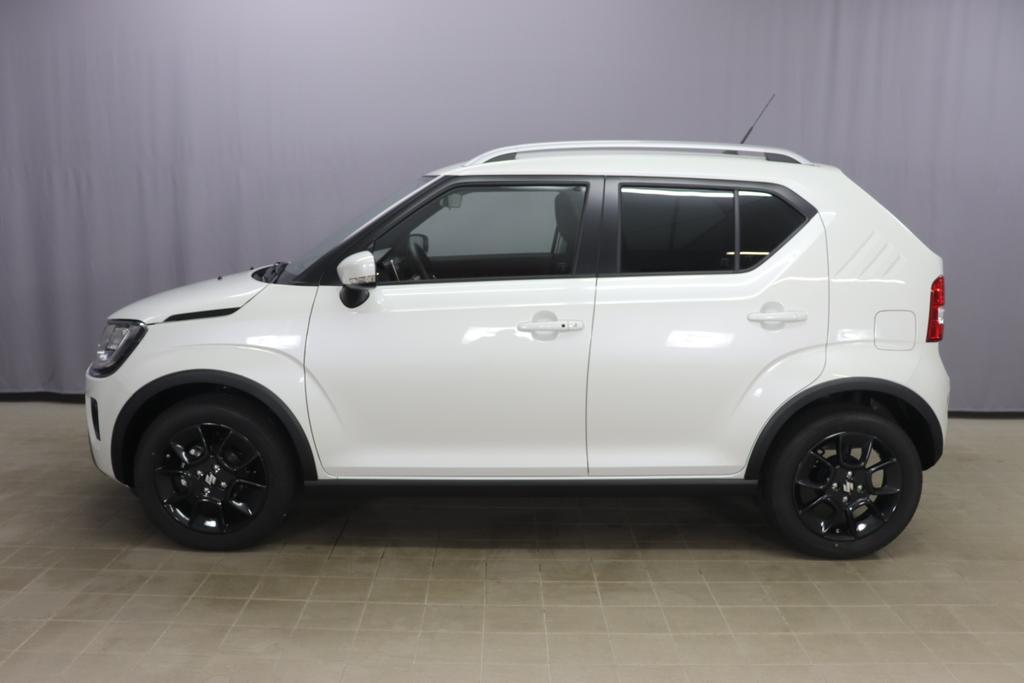 Suzuki Ignis 1.2 12V GLX AAC 5MT 2WD ISGWhite Metallic
