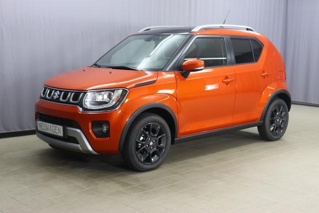 Suzuki Ignis - GLX Sie sparen 3.101 Euro, 1.2 Hybrid 4x4 61kW, Klimaautomatik, Sitzheizung, 7