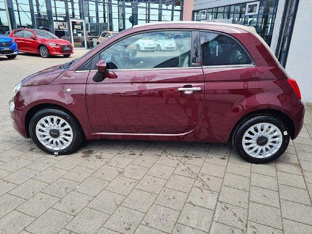 Fiat 500C - MY21 1.0 GSE Hybrid DOLCEVITA 51kW LR DAB+