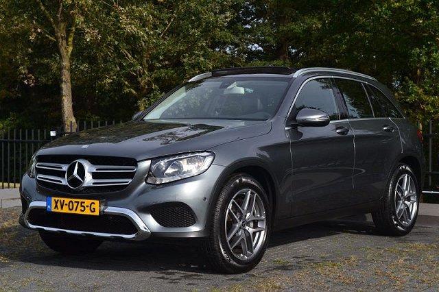 Mercedes-Benz GLC - 250 155 4MATIC