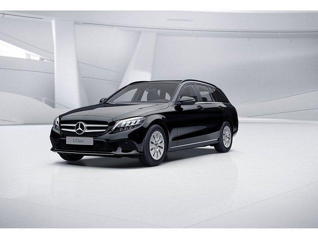 Mercedes-Benz C-Klasse - C 180 T LED Pano Navi SHD Kamera SHZ Einparkh. P