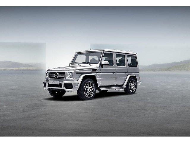 Mercedes-Benz G-Klasse - G 63 AMG Exclusive Edition Vmax designo AHK Stan