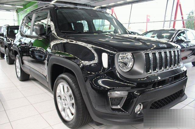 Jeep Renegade - PLUG-IN HYBRID 4XE LIMITED
