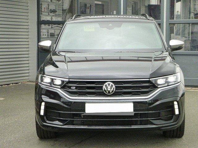 Volkswagen T-Roc - R 4Motion TSI DSG +19 ZOLL+AHK+FAHRERASSIS