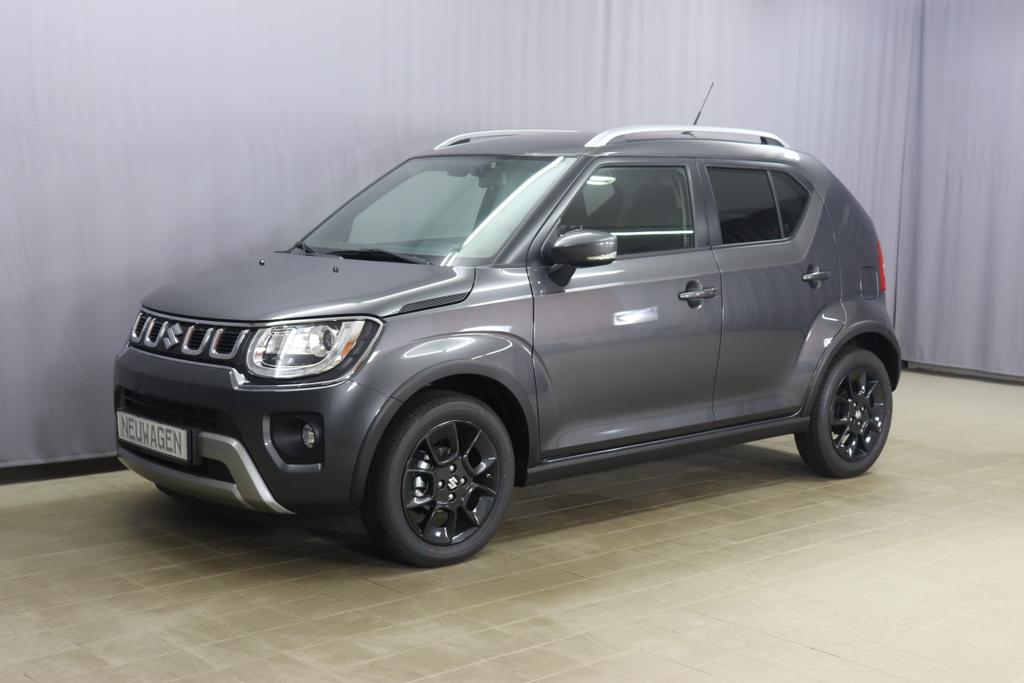 Suzuki Ignis 1.2 12V GLX AAC 5MT 4WD ISGMineral Grey