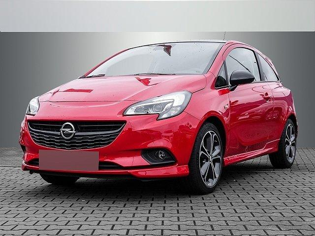Opel Corsa - E S 1.4 T OPC-Line +E-DACH+NAVI+XENON+CAM+ACC+PDC+