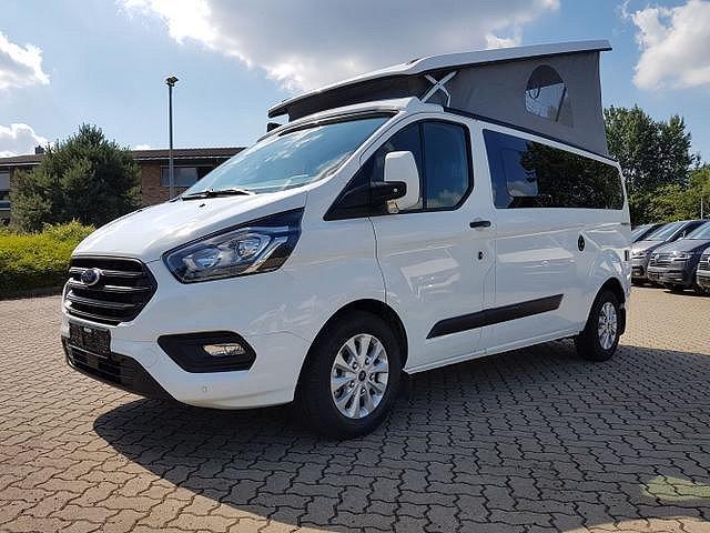 Ford Transit Custom - Nugget Plus AD L2 *SOFORT*/Kamera/SHZ/ALU 2.0 N...