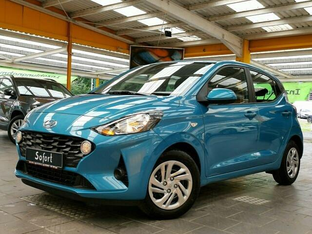 Hyundai i10 - 1,0 Sitz- + Lenkradheizung Bluetooth PDC ...