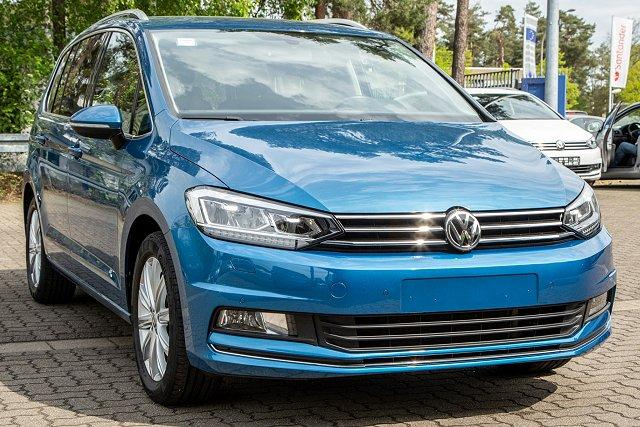 Volkswagen Touran - HIGHLINE 2.0 TDI DSG *+AHK+NAVI+ACC+LED!*