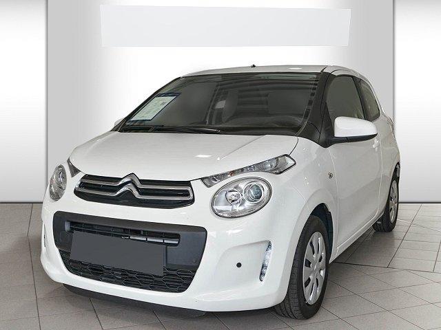 Citroën C1 - Feel - Klima*Kälte-Paket*Einparkhilfe*Audio-Klima-Paket Classic