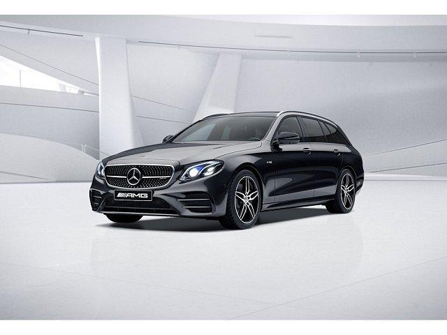 Mercedes-Benz E-Klasse T-Modell - E 43 AMG T 4M AHK HUD Pano Distronic+ MultibLED