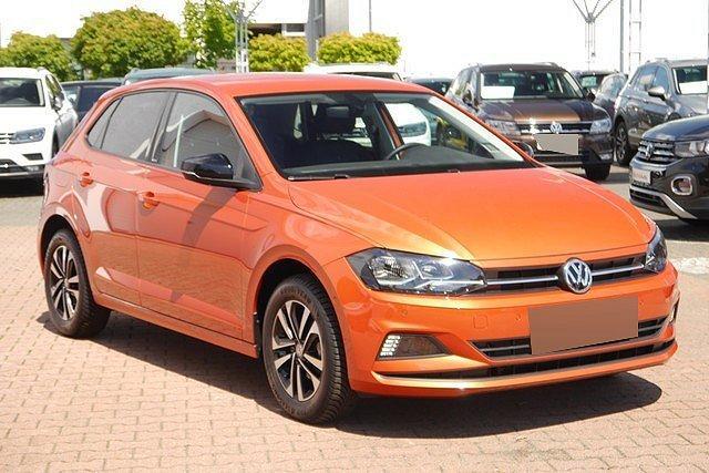 Volkswagen Polo - 6 VI 1.0 TSI IQ.Drive ACC Navi