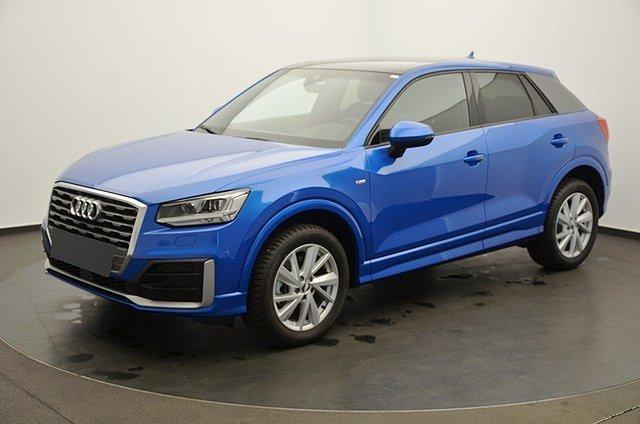 Audi Q2 - 1.4 TFSI S-Line AHK Vorb./Pano/LED/ACC/Navi/Led
