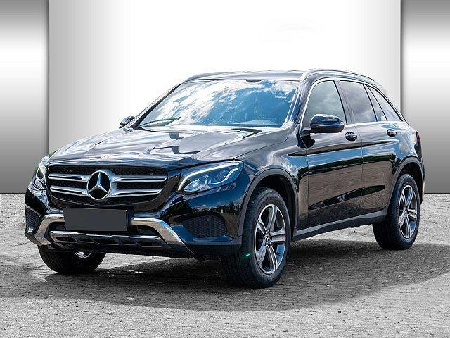 Mercedes-Benz GLC - 250 d 4M AHK LED+ Navi Kamera Spur-P.