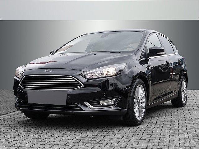 Ford Focus - Titanium 1.5 EcoBoost +NAVI+PDC+SITZHZNG+BT+USB+
